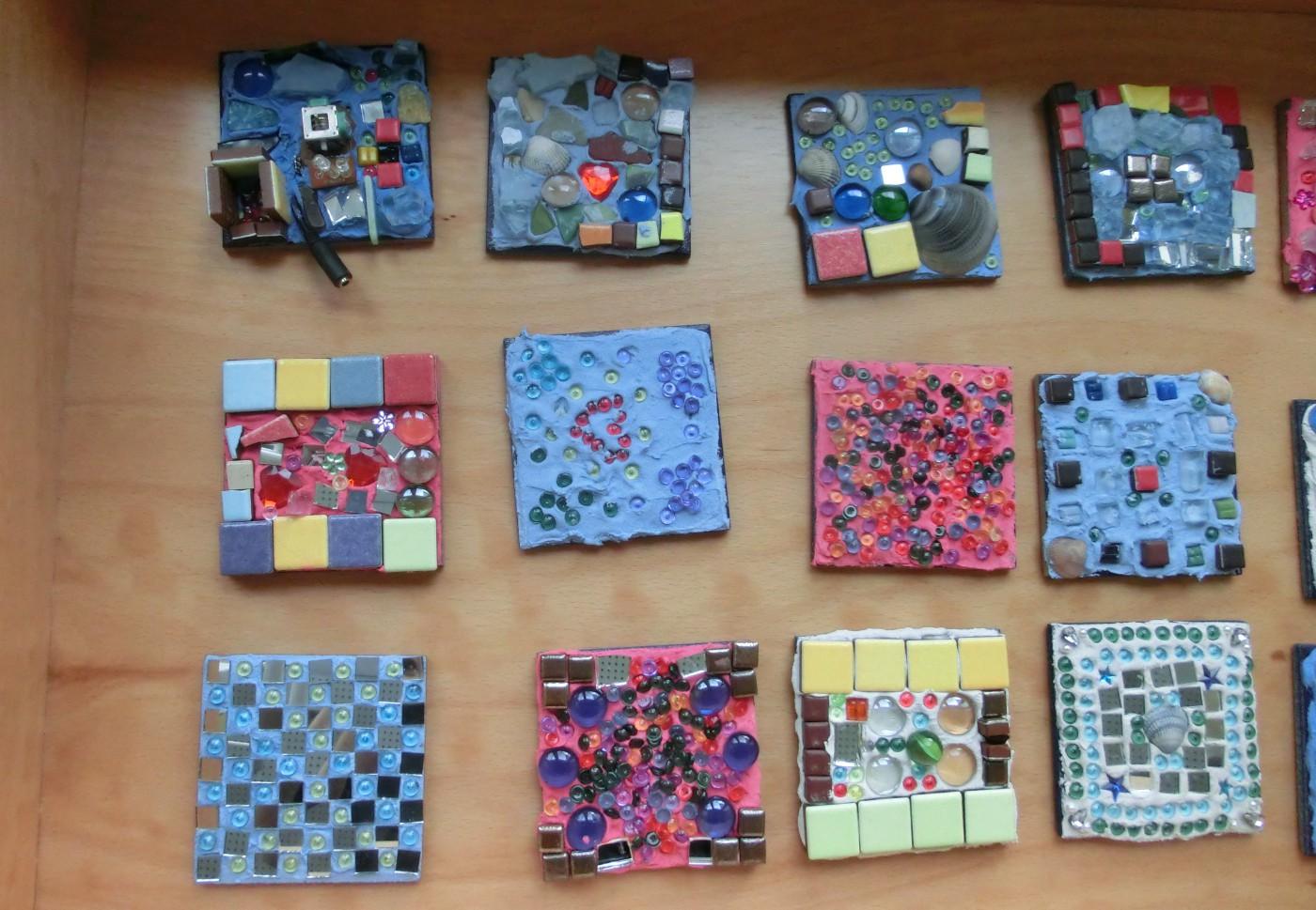 Mosaik Gestalten 2016